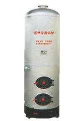 浴池专用双层炉排常压热水炉