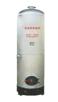 浴池专用单层炉排常压热水炉