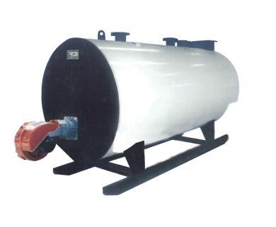 卧式燃油(气)常压热水锅炉